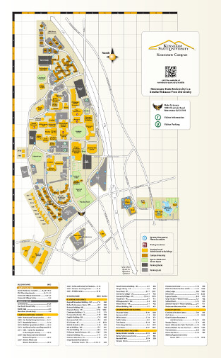 Kennesaw State Campus Map Local Information   Workshop on Applied Analysis | KSU